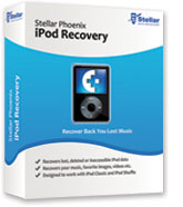 Stellar Phoenix iPod Recovery Software