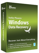 Stellar Phoenix Windows Data Recovery Software